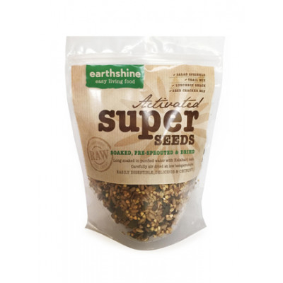Earthshine Activated Super Seeds