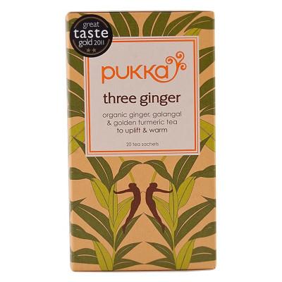 Pukka Three Ginger Tea