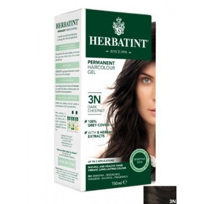 Herbatint Hair Colours - 3N Dark Chestnut