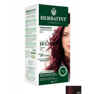 Herbatint Hair Colours - Flash Fashion Henna Red