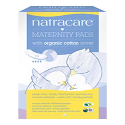 Natracare Organic Cotton Maternity Pads (10)