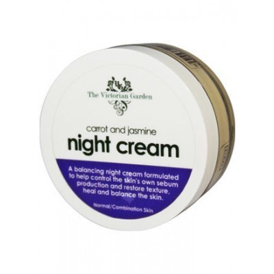 Carrot & Jasmine Night Cream (Combination Skin)
