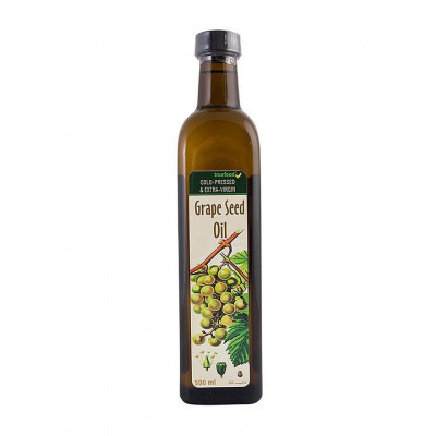 TrueFood - Organic Cold Pressed Grapeseed Oil
