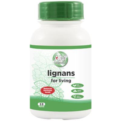 Amorganic Lignans for Living - Hormonal Balance