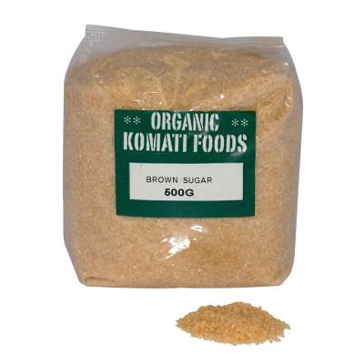 Komati Organic Brown Sugar