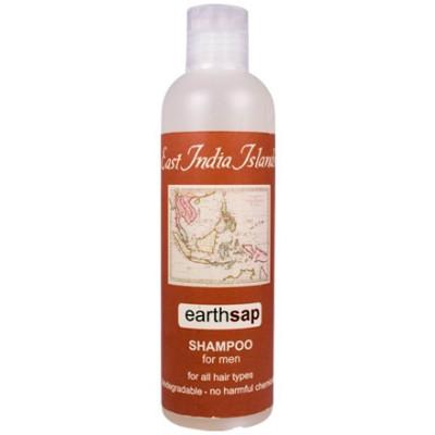 Earthsap East India Islands Mens Shampoo