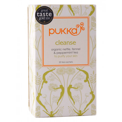 Pukka Cleanse Tea