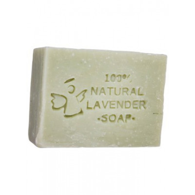 Angelfactory French Green Clay & Lavender Soap