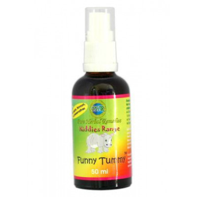 Pure Herbal Remedies Kiddies Funny Tummy