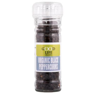 Good Life Organic Black Pepper Grinder