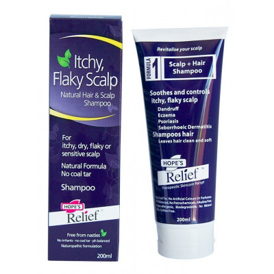 Hope's Relief Shampoo (for Itchy Flaky Scalps)