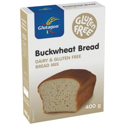 Glutagon Buckwheat Bread