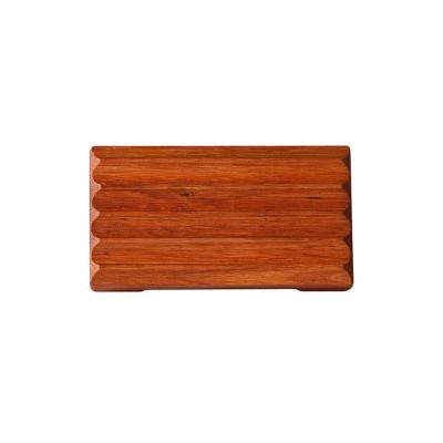 African Bliss Wooden Soap Holder