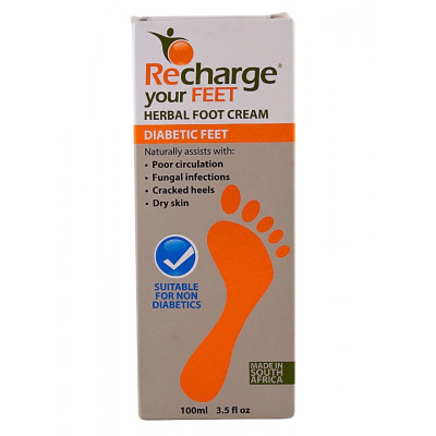 Recharge Your Feet - for poor circulation