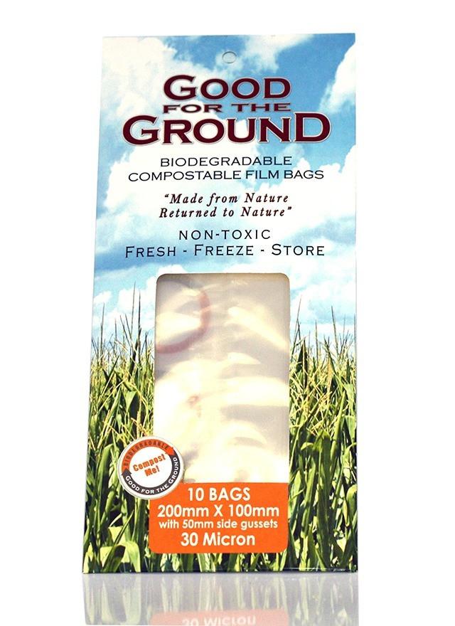 zero waste food packaging