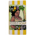 Rose en Bos Orange & Frankincense Soap Bar