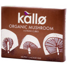 Kallo The Mushroom Stock Cube