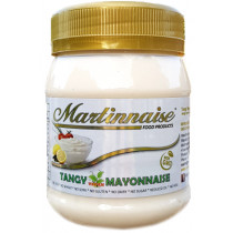 Martinnaise Vegan Tangy Mayonnaise (Salad Mayonnaise)