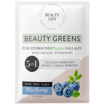 Beauty Gen Blueberry - Sachets