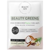 Beauty Gen Coconut Vanilla - Sachets