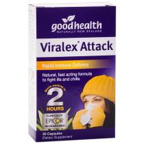 Good Health Viralex Attack