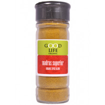 Good Life Organic Spice Blend Madras Superior