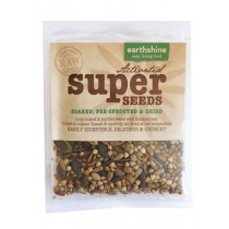 Earthshine Activated Super Seeds Snack Pack