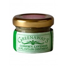 Greenaway's Comfrey, Lavender & Plantain Ointment