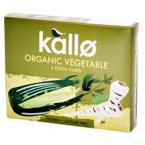 Kallo The Vegetable Stock Cube
