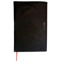 Wren Design Notebook Organiser - Black