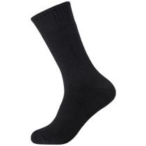 Boody Bamboo Ecowear Men's Work/Boot Socks - Black