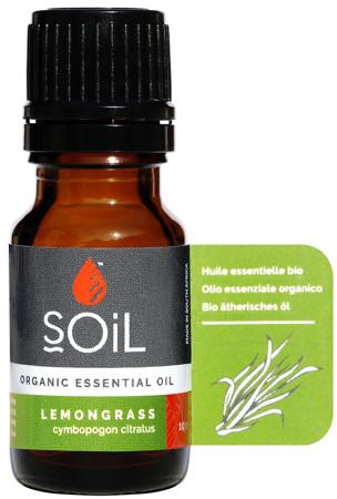Soil Lemongrass Essential Oil