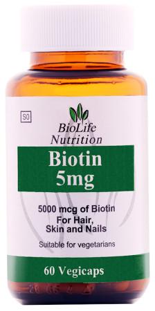 BioLife Biotin