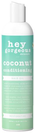 Hey Gorgeous Coconut Hair Oil