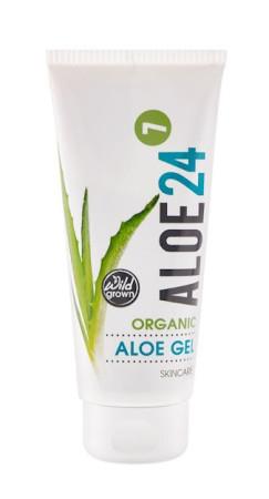 Totally Wild Organic Aloe 24 Gel