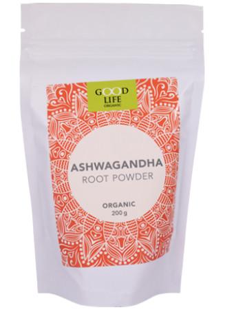 Good Life Organic Ashwagandha (Winter Cherry)