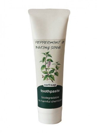 Earthsap Peppermint & Baking Soda Toothpaste