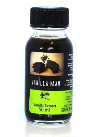 Vanilla Man Vanilla Extract 50ml