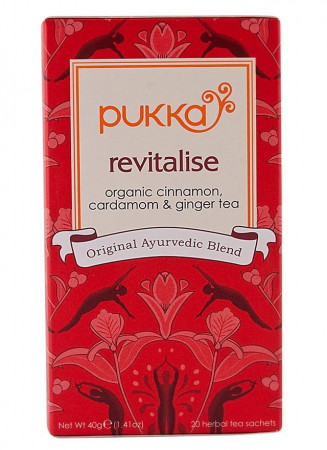 Pukka Revitalise Kapha Tea