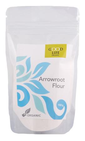 Good Life Organic Arrowroot Powder