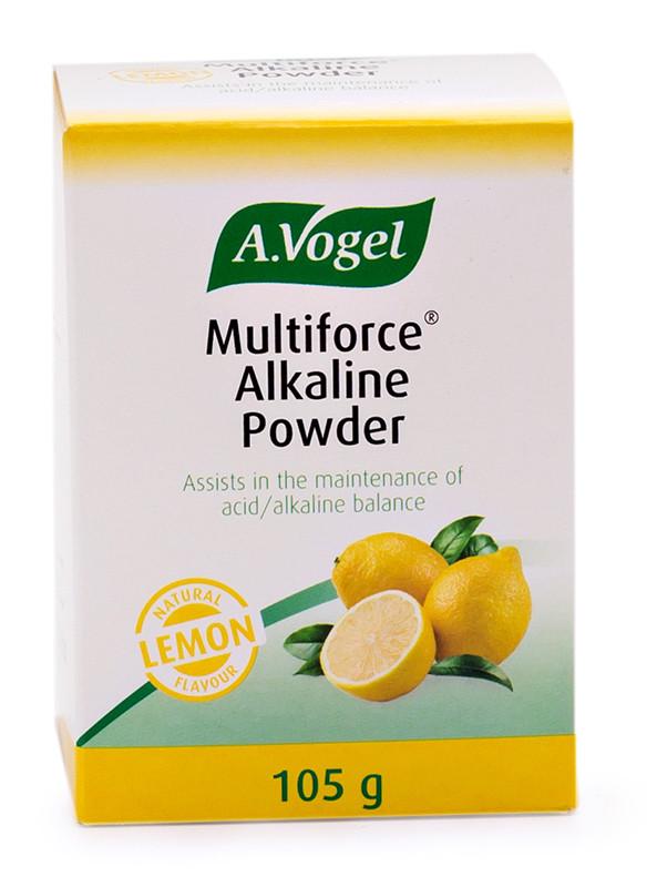 Buy A Vogel Multiforce Lemon Alkaline Powder Online