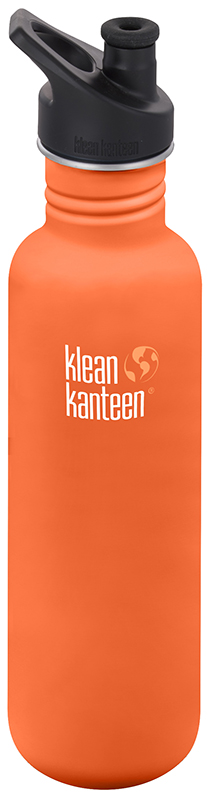 9a8f2269b6 Buy Klean Kanteen Classic 27oz Bottle with Sport Cap - Sierra Sunset Online  | Faithful to Nature