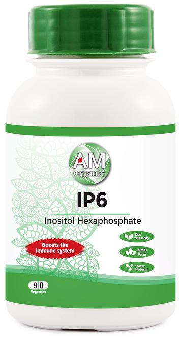 Amorganic IP6 (Inositol Hexaphosphate) - Cancer & Detox