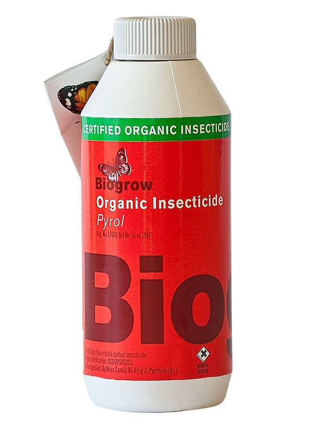 Buy Biogrow Pyrol Insecticide Online Faithful to Nature