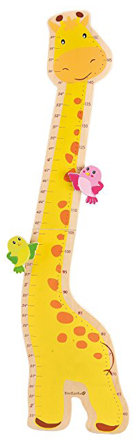 Buy Everearth Giraffe Growth Chart Online Faithful To Nature