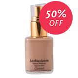 50% off Inthusiasm liquid foundations